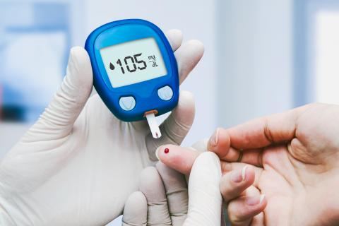 prueba de tolerancia a la glucosa diabetes uk